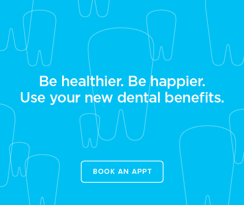 Be Heathier, Be Happier. Use your new dental benefits. - White Bear  Dentists