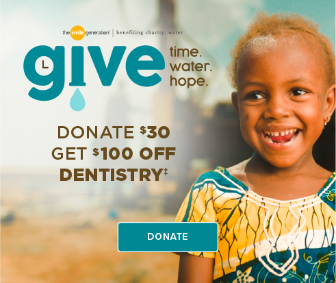 Donate $30, Get $100 Off Dentistry - White Bear  Dentists