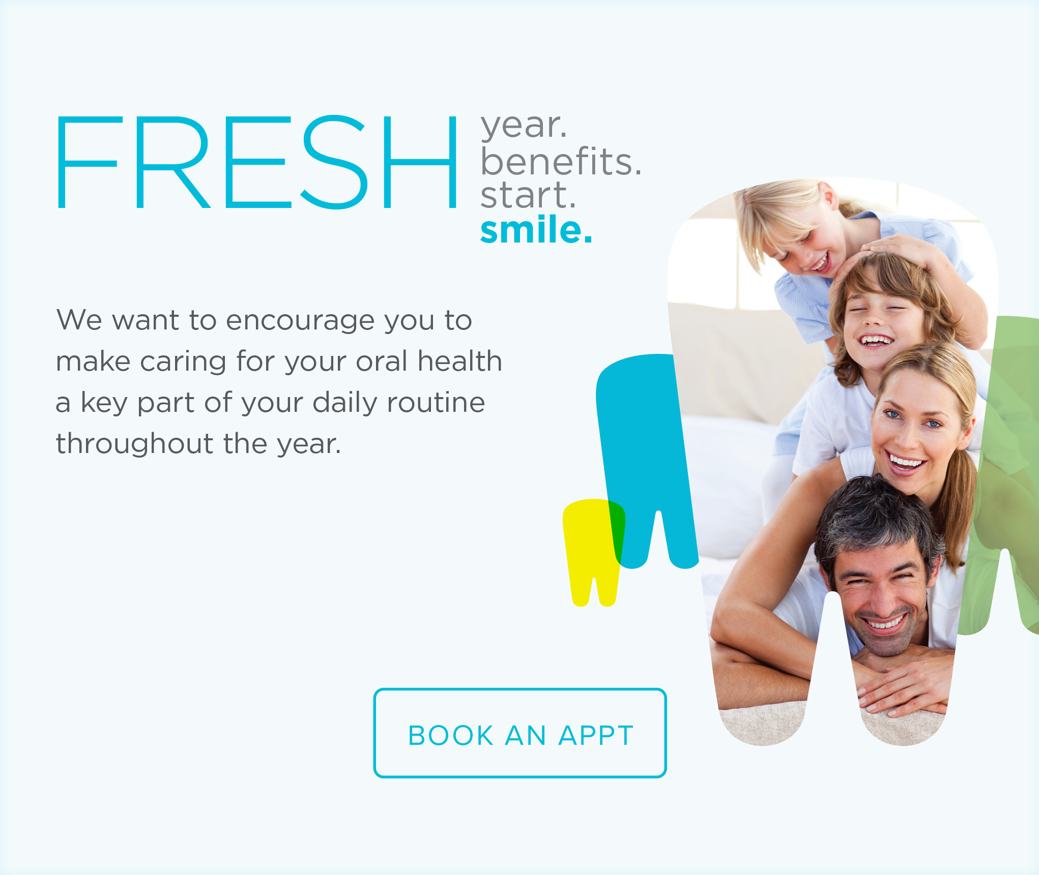 White Bear  Dentists - Make the Most of Your Benefits